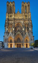 Cathedral,Reims,Champagne,France Royalty Free Stock Images
