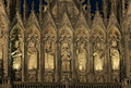 Cathedral of reims marne champagne ardenne france Royalty Free Stock Image