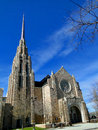 Cathedral of the rockies boise idaho first united methodist opened in in and is a famous landmark Stock Images