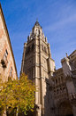 Cathedral of Saint Mary of Toledo Stock Photos