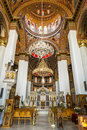 Cathedral of Saint Minas in Heraklion, Crete Royalty Free Stock Photo