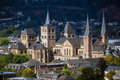 Cathedral of saint peter in trier germany Stock Photo