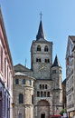 Cathedral saint peter trier germany oldest cathedral country Stock Photos