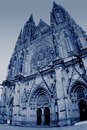 Cathedral of saint Vitus Royalty Free Stock Photos