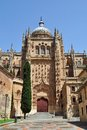 Cathedral of Salamanca Royalty Free Stock Photography