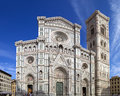 Cathedral of Santa Maria del Fiore, Florence - Italy Royalty Free Stock Photo