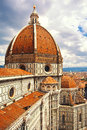Cathedral Santa Maria del Fiore, Florence Royalty Free Stock Photo