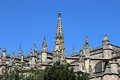Cathedral of Seville -- Cathedral of Saint Mary of the See, Andalusia, Spain Royalty Free Stock Photo