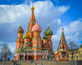 Cathedral of St. Basil Royalty Free Stock Photo
