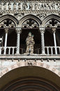 Cathedral of St. George. Ferrara. Emilia-Romagna. Stock Photography