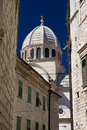 Cathedral of St. James. Sibenik, Croatia. Royalty Free Stock Photo