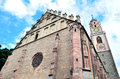 The cathedral of St. Nikolaus Royalty Free Stock Photo