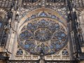 Cathedral of St.Vitus Stock Photography