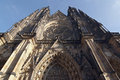 Cathedral of St Vitus Royalty Free Stock Photos