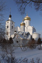 The cathedral of sts boris and gleb dmitrov russia Stock Photo