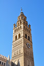 Cathedral of Tarazona (Spain) Royalty Free Stock Image
