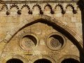 Cloister of the Cathedral of Tarragona. Spain. Royalty Free Stock Photo