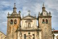 Cathedral of Viseu in Portugal Royalty Free Stock Photography