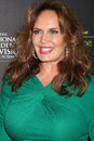 Catherine Bach arrives at the 2012 Daytime Emmy Awards Stock Images