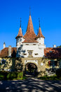 Catherine gate in brasov romania kronstadt transylvania Royalty Free Stock Image