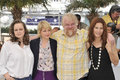 Catherine Keener, Michelle Williams, Philip Seymour Hoffman, Samantha Morton Royalty Free Stock Photography