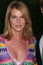 Catherine oxenberg bel air yes arriving at the on prop campaign to stop animal cruelty at a private estate in belair ca on Stock Images