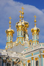 The Catherine Palace Stock Photo