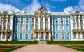 The Catherine Palace Royalty Free Stock Photography