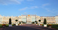 The Catherine Palace facade. Royalty Free Stock Photography