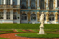The catherine palace russia tsarskoye selo the catherine park in pushkin near st petersburg Stock Photo