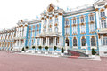 Catherine palace st petersburg pushkin near russia Royalty Free Stock Image