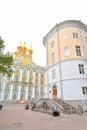 Catherine Palace in Tsarskoe Selo.