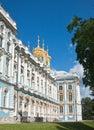 The Catherine Palace,  Tsarskoye Selo Royalty Free Stock Image