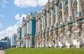 The Catherine Palace,  Tsarskoye Selo Royalty Free Stock Photo