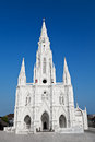 Catholic Church in Kanyakumari Stock Image