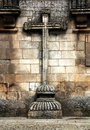 Catholic cross Royalty Free Stock Photography