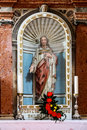 Catholic god hristian christianity church croatia Stock Images