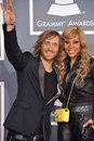 Cathy Guetta, David Guetta Royalty Free Stock Image