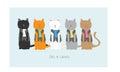 Cats In Cravats