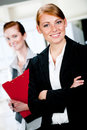 Caucasian Businesswomen Royalty Free Stock Photo