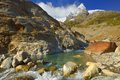 Caucasus view Royalty Free Stock Photo