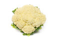 Cauliflower isolated on white background Stock Image