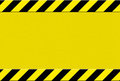 Caution background Stock Photos
