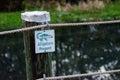Caution Be Aware Alligators Pr...