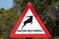 Caution: Wild Animals