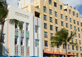Cavalier hotel in Miami Beach art deco Royalty Free Stock Photography