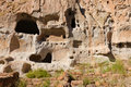 Cave House, Bandelier National Monument Royalty Free Stock Photography