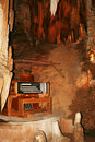 Cavern Organ Royalty Free Stock Image