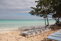 Cayo blanco beach cuba the of in Royalty Free Stock Images