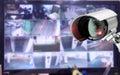 CCTV Security Camera Monitor I...